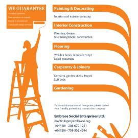 Embrace Social Enterprises Ltd.